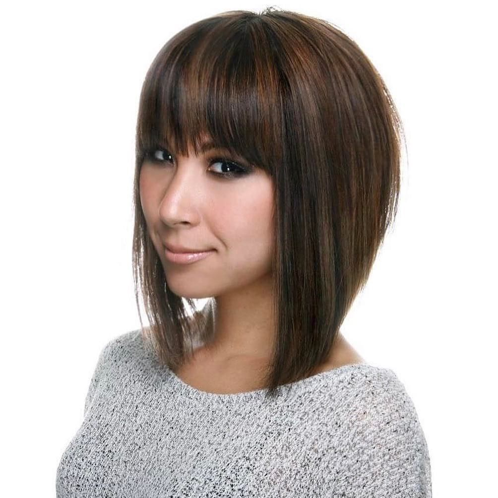 pin by hairstyleology on bobs cuts | pinterest | brows, fringes and