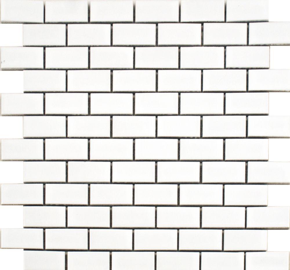 Domino White Matt Dado - Wall Tiles - Shop - Wall & Floor Tiles ...