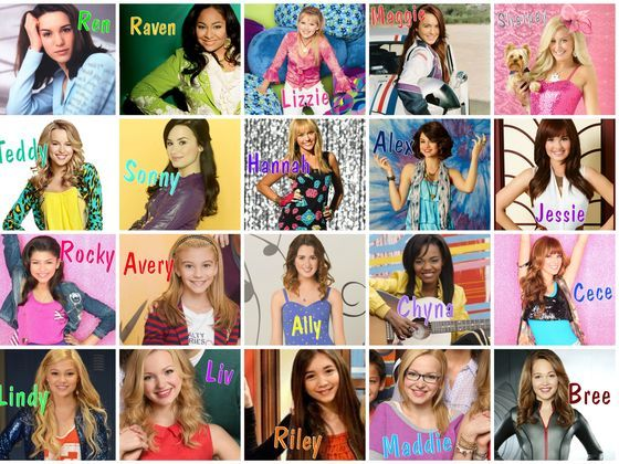 What Disney Channel character are you?