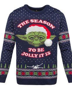 Yuletide Yoda Unisex Christmas Sweater | style me this | Pinterest ...