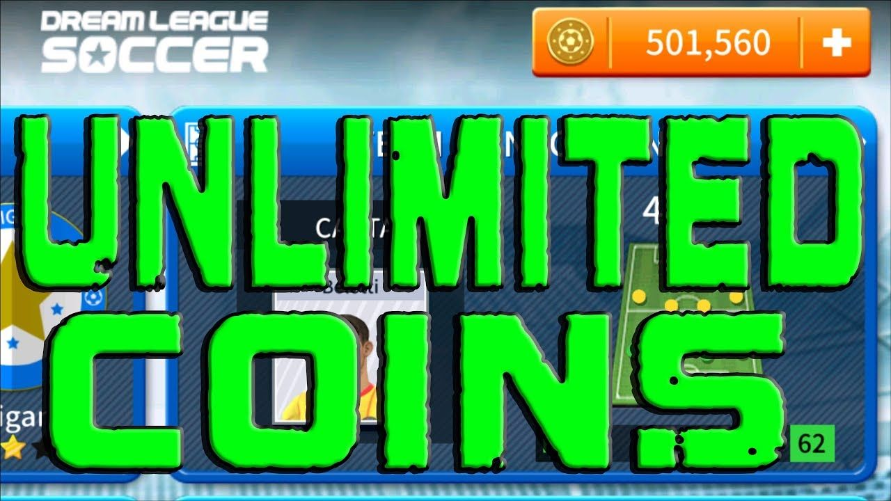 Dream League Soccer 2019 5v5 Hack Cheats Generator Get Unlimited Free Coins Android And Ios How To Hack Dream Leag First Video Game Free Games Game Resources
