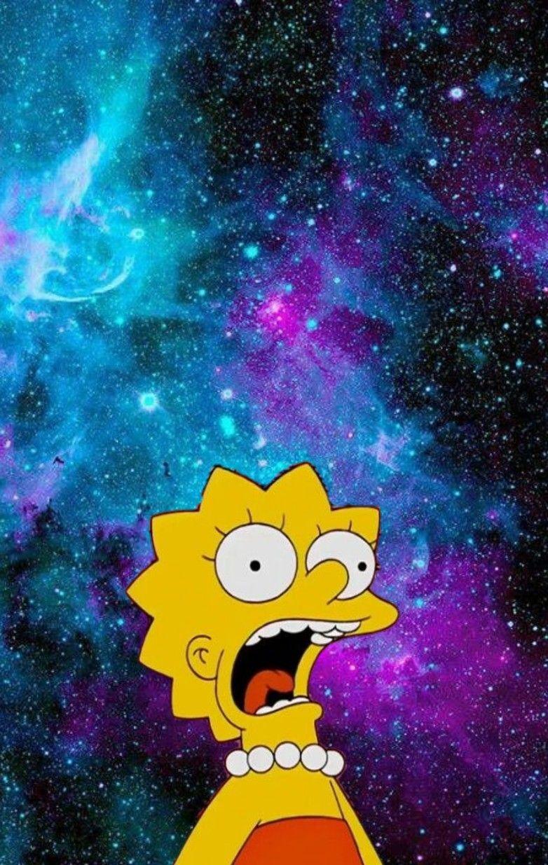 Lisa Simpson Em 2020 Papeis De Parede Papeis De Parede