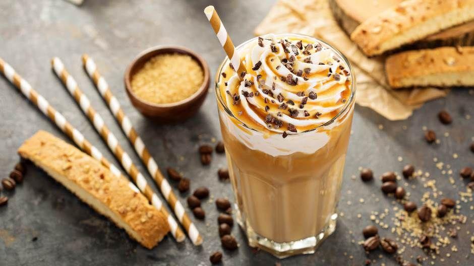 Domaća moka kao iz kafića | Coffee recipes, Caramel