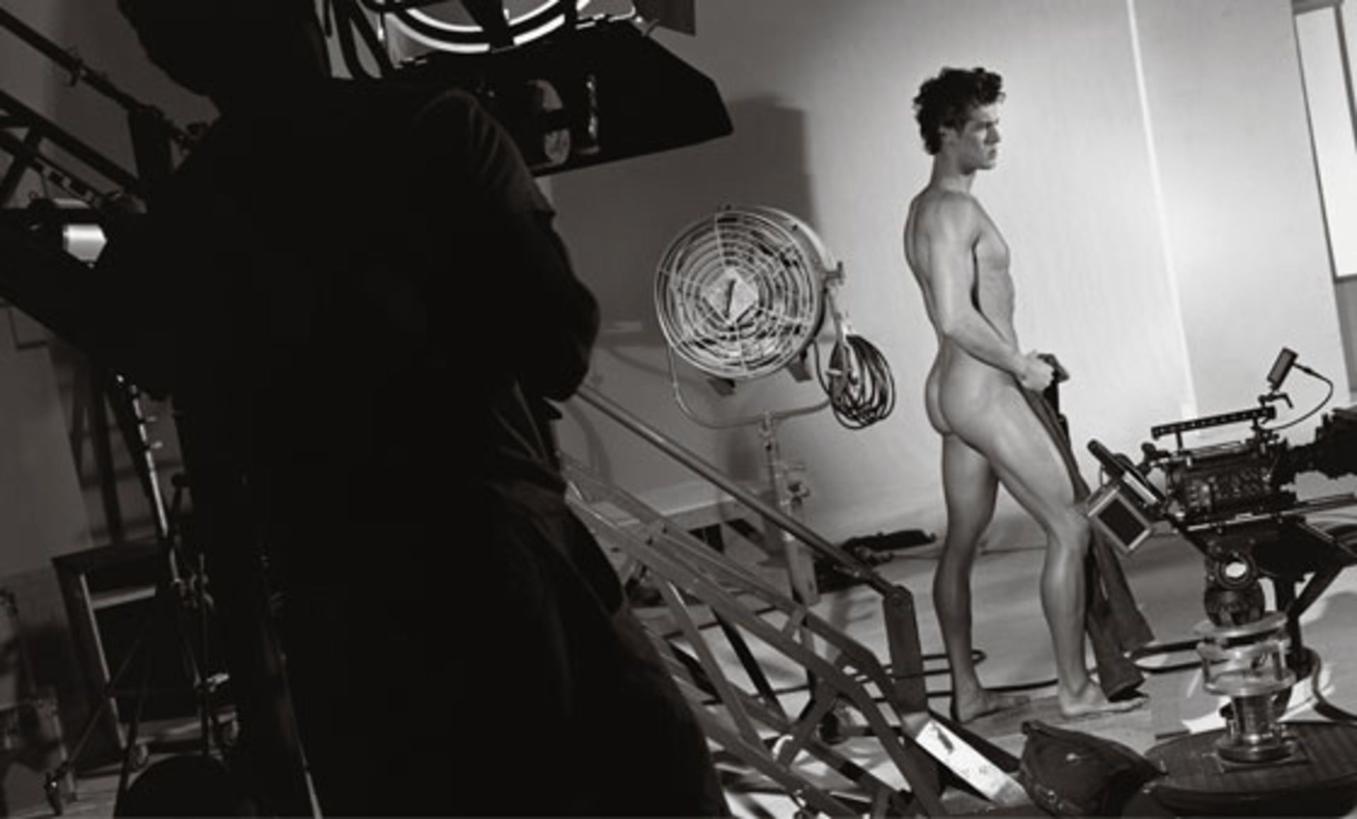 See jamie dornan's very naked abercrombie and fitch ad on malin akerman's instagram