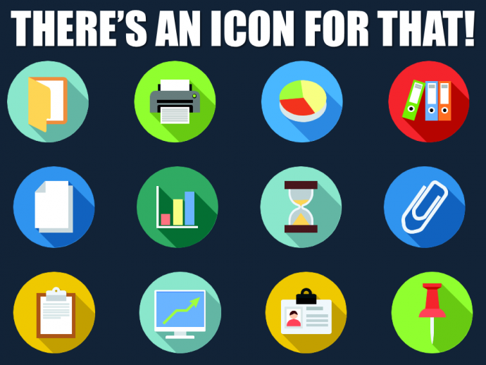 Game Changing Powerpoint Design Hack Icons Are The New Bullet Points Part 1 Powerpoint Design Icon Design