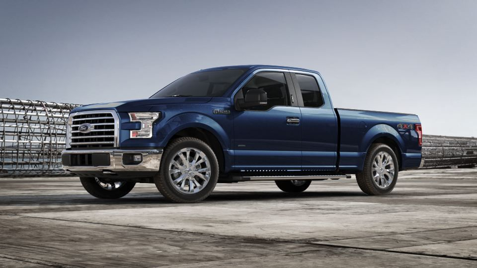 2017 Ford Truck Colors >> Lightning Blue 2017 Ford F 150 Truck Photos Videos