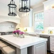 sparkling white quartz countertops inspirations with pros and cons grey kitchen island on kitchen island ideas white quartz id=63768