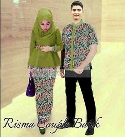 Model baju Batik Couple terbaru Yang Tren Dan 25 Desain ...