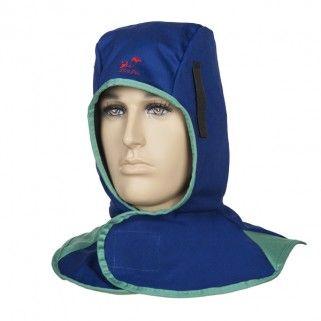Weldas Firefox Welding Hood Blue 23 6680 Welder Clothing Welding Clothes