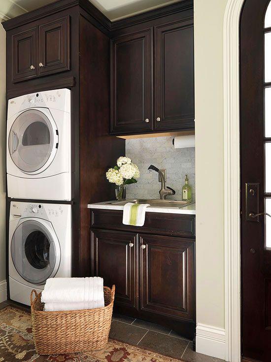 Hermosa área de lavado   Cuartos de Lavado   Pinterest   Laundry ...