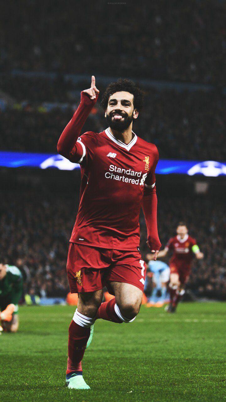 Bs On Mohamed Salah Uniformes De Futbol Y Fotos De Fútbol