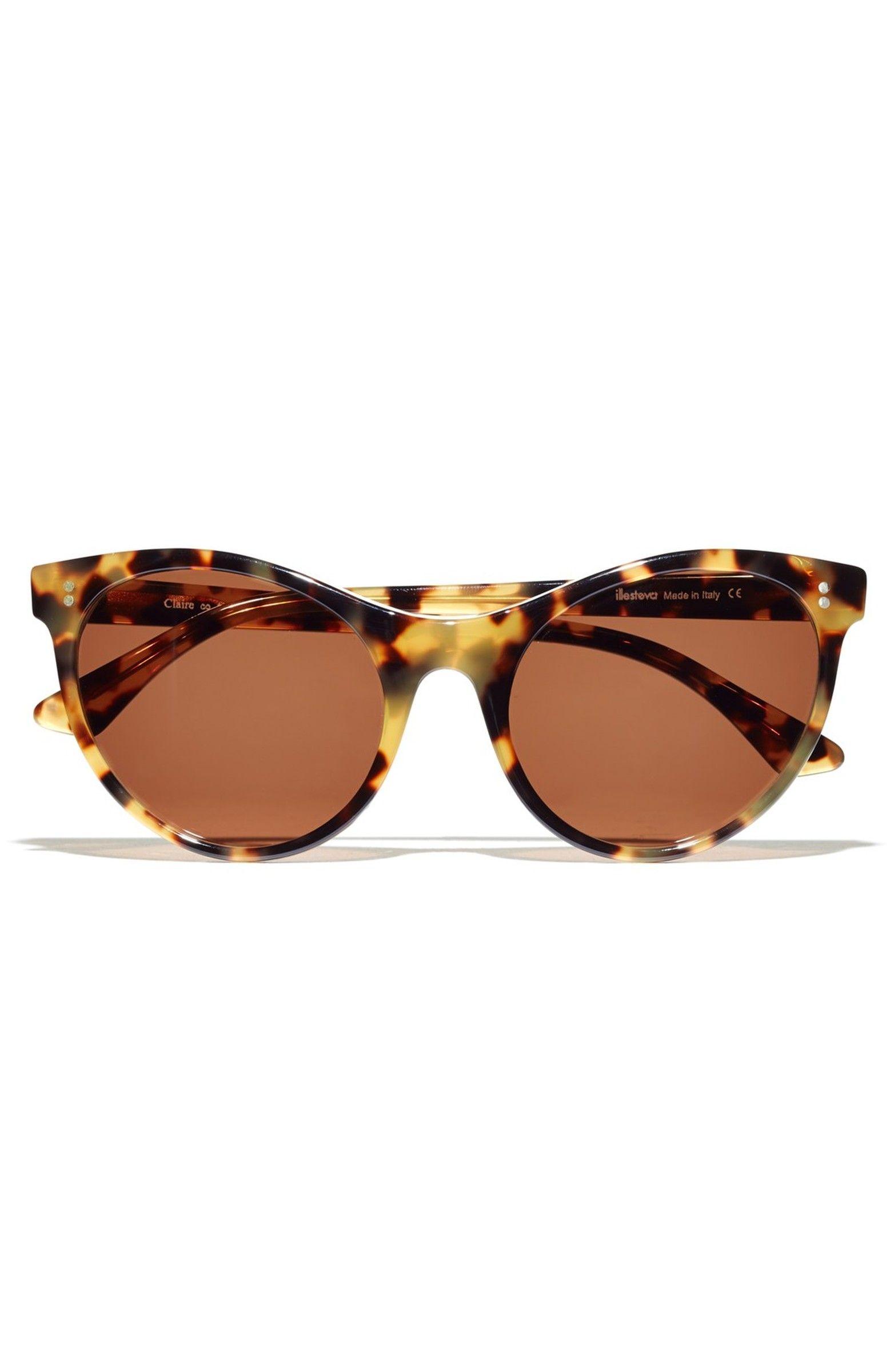 92bbc73f5c11 Main Image - Illesteva 'Claire' 50mm Sunglasses | I love fashion in ...