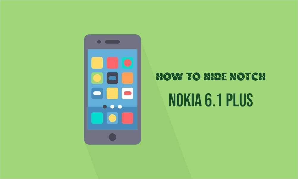 Cara Mudah Menyembunyikan Poni Notch Di Hp Nokia 6 1 Plus Nokia 6 Nokia Gaming Logos