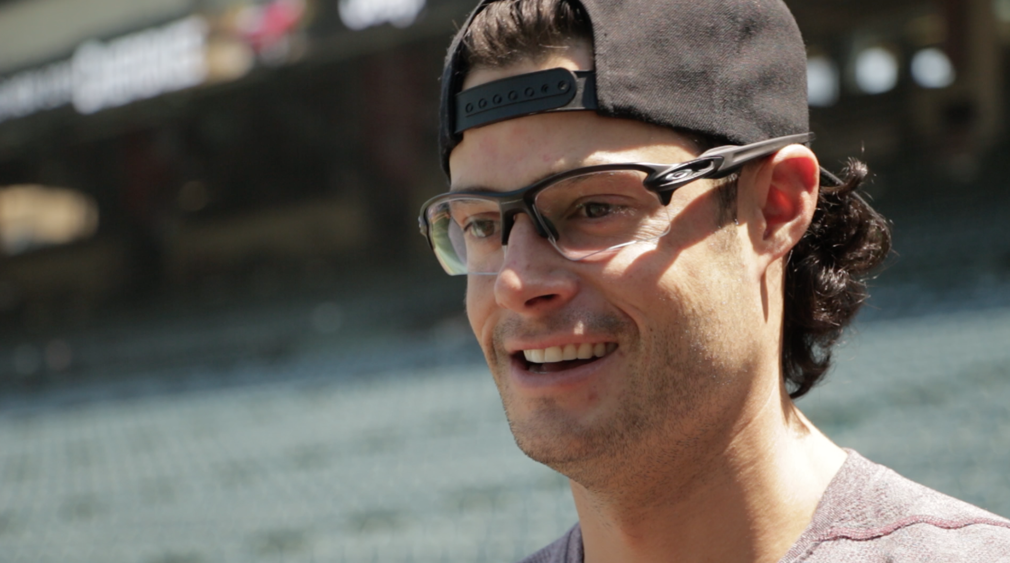 50282831ddd Joe Kelly wears prescription Oakley Flak 2.0 XL baseball glasses from  SportRx when pitching on the mound!