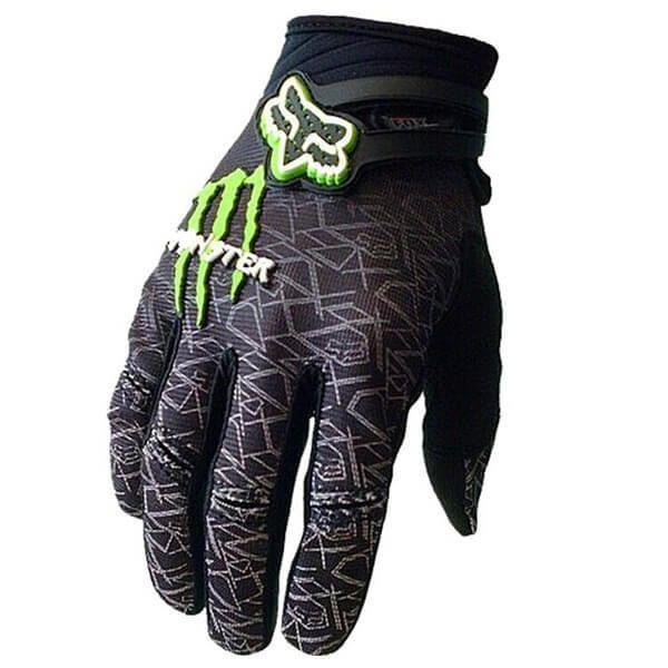 Fox Monster Energy Gloves Freestylecycling Com Racing Gear Dirt Bike Gear Monster Energy