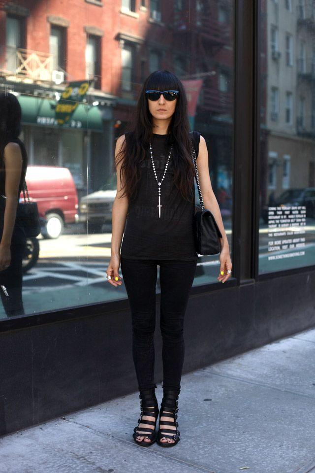 Outfit. Kristin — william yan