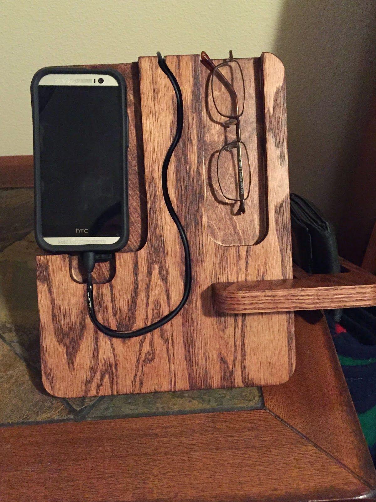 Phone, eyeglasses, wallet holder