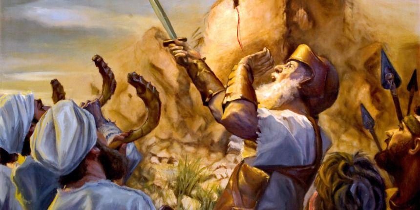 The Story of Joshua And Caleb