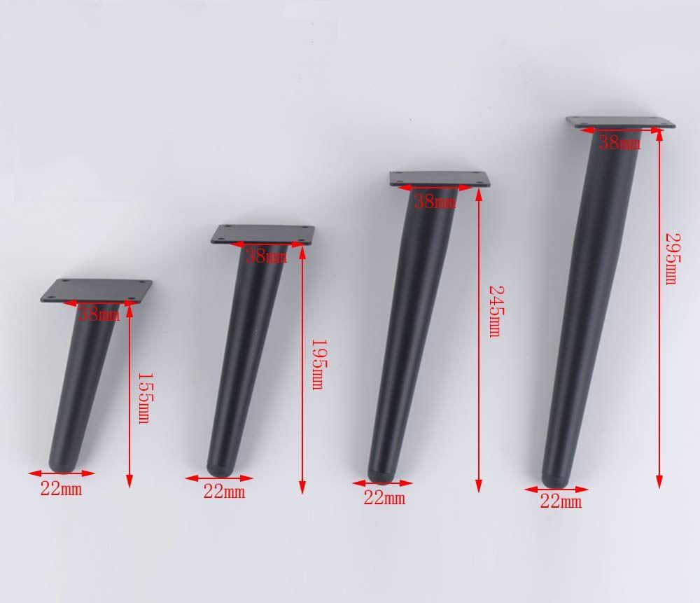 Furniture Legs Foot Pieds De Table De The Pied Canape Table Jambes De Meuble En Acier Inoxydable Oblique 1 Piece N Pied De Canape Meuble Acier Pieds De Table