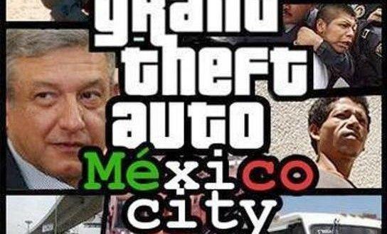 Gta mexico city.