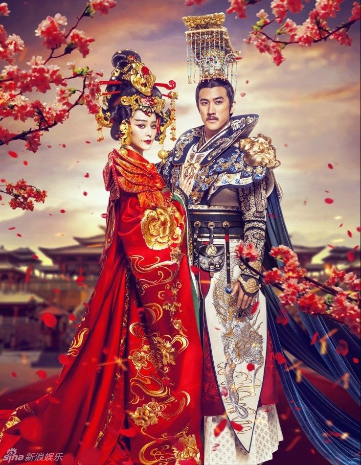 17 of Fan Bingbingu0027s most stunning costumes in The Empress of China  sc 1 st  Pinterest & 17 of Fan Bingbingu0027s most stunning costumes in The Empress of China ...