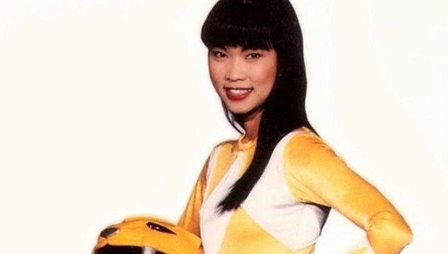 Trini Kwan was the first Mighty Morphin Yellow Ranger of the Mighty ...
