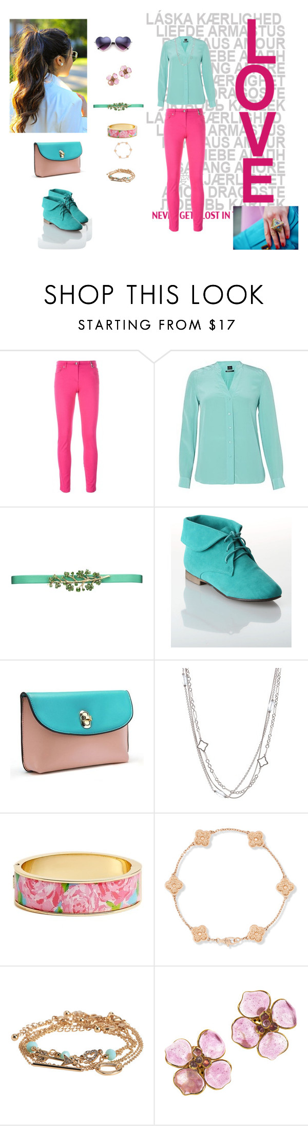 """""""Love <3"""" by korchie ❤ liked on Polyvore featuring Kenzo, Oscar de la Renta, Breckelle's, David Yurman, Lilly Pulitzer, Aéropostale and Chanel"""