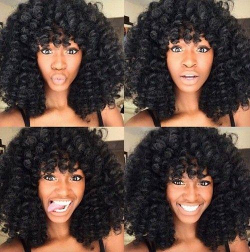 30 Trendy Crochet Braid Hairstyles Curly Crochet Hair Styles