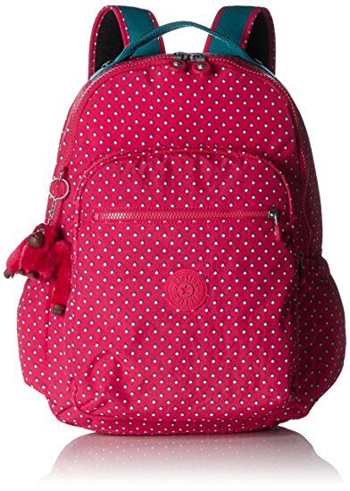 68fdfc77d Kipling - SEOUL UP - Mochila grande - Pink Summer Pop - (Multi color ...