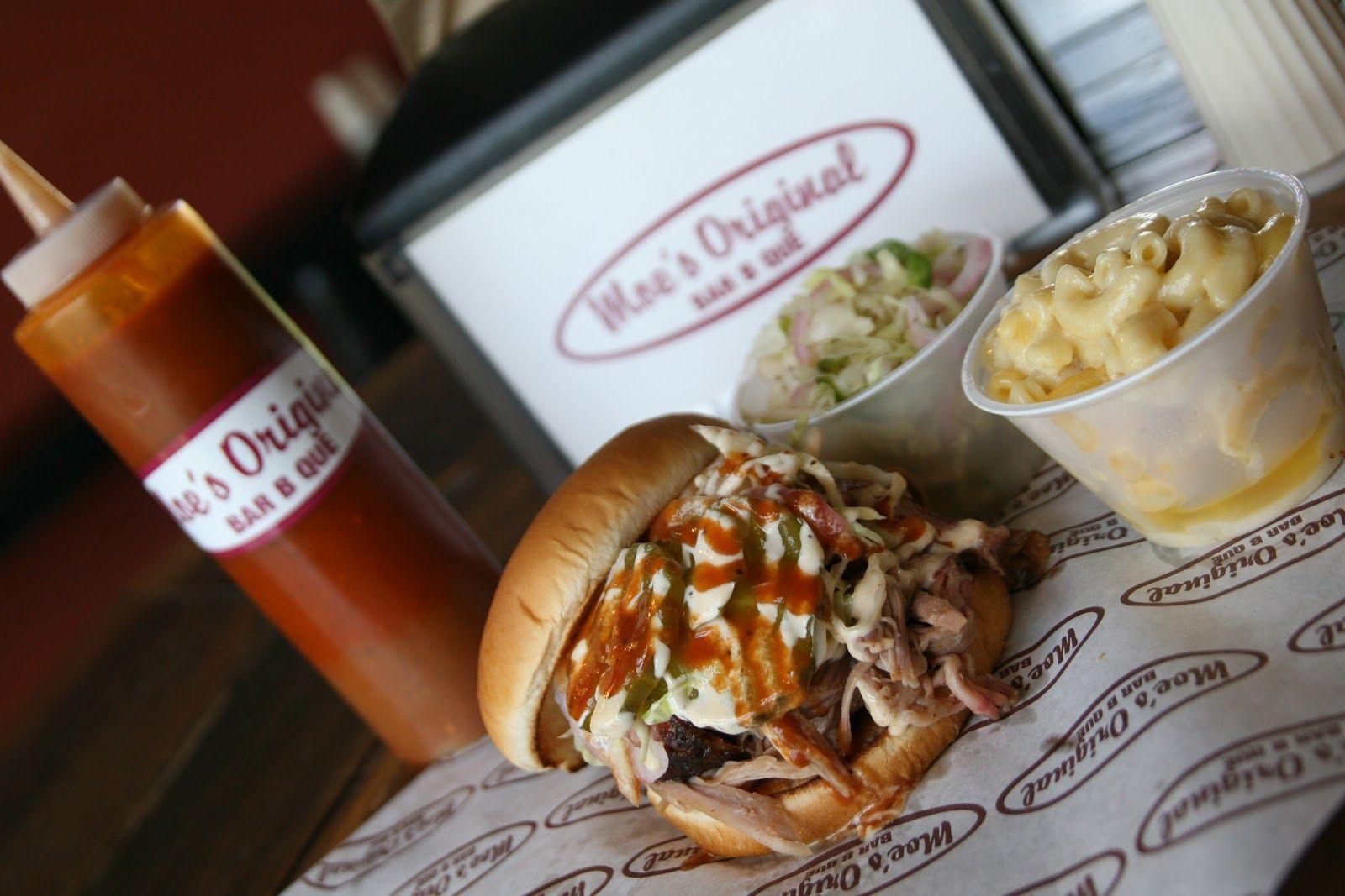 Restaurant Review Moe's Original BarBQue Marinated