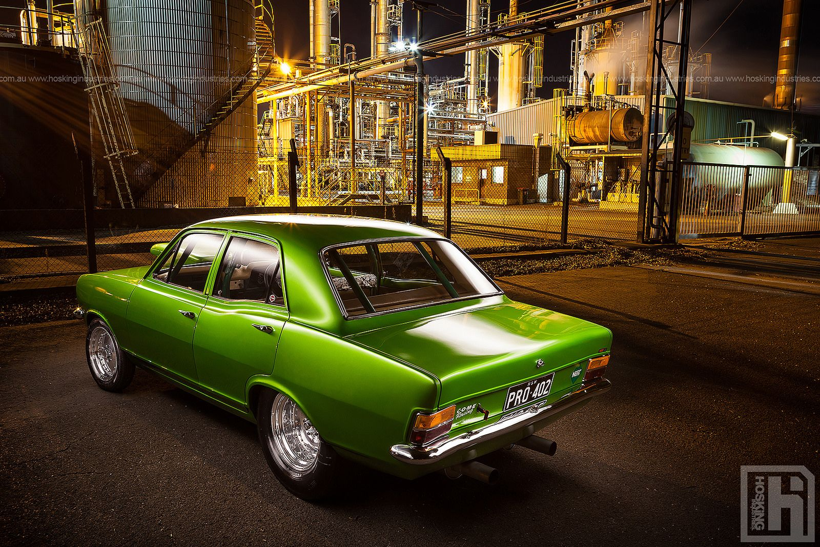 Dave Andrews\' HB Holden Torana | Cars