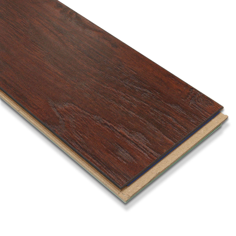 Select Surfaces Chocolate Oak, Select Surfaces Canyon Trail Laminate Flooring