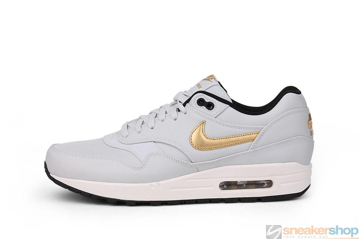 new style 0fa8a e90b5 Nike Air Max 1 Premium QS