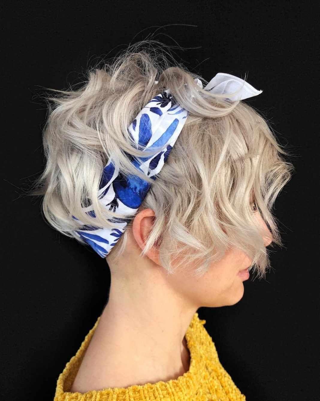 35 Best Female Haircut Style For Short Hair – Styles Art