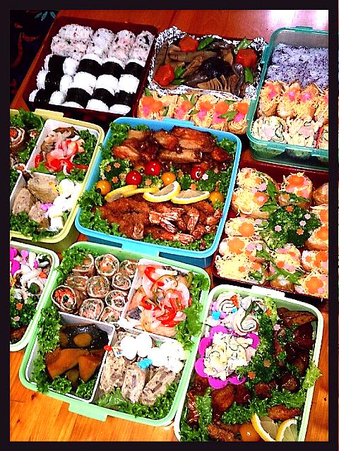 行って来ま~す(*^ー^)ノ♪ , 351件のもぐもぐ , 運動会のお弁当☆ by teruyo