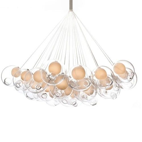 Lucretia Lighting Tailored Designer Solutions Replica Bocci 28 19 Round Pendant Chandelier Decorative