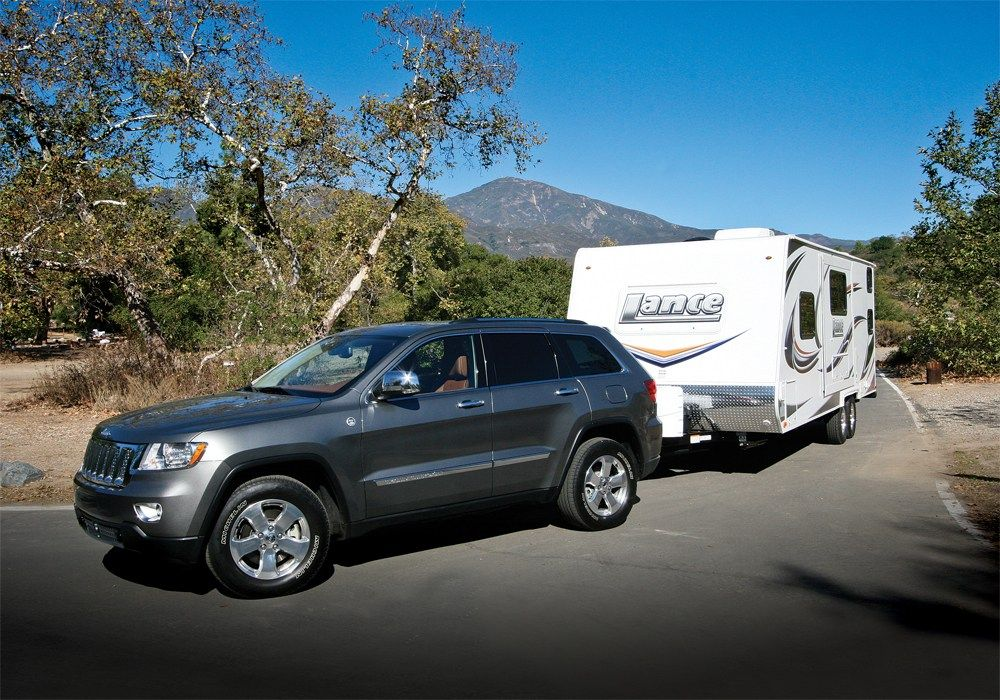 Awesome What Is The Towing Capacity Of A Jeep Grand Cherokee