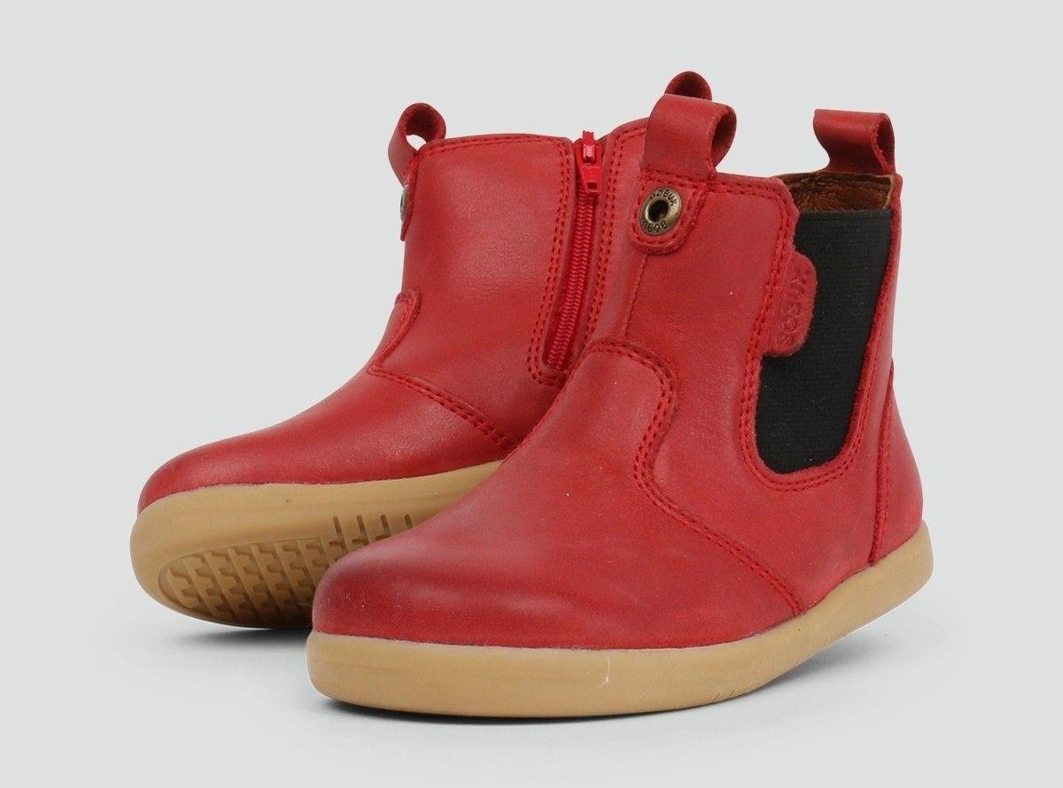 fc31c4ed49b2 Jodhpur Red Boots Bobux - Kids Boots