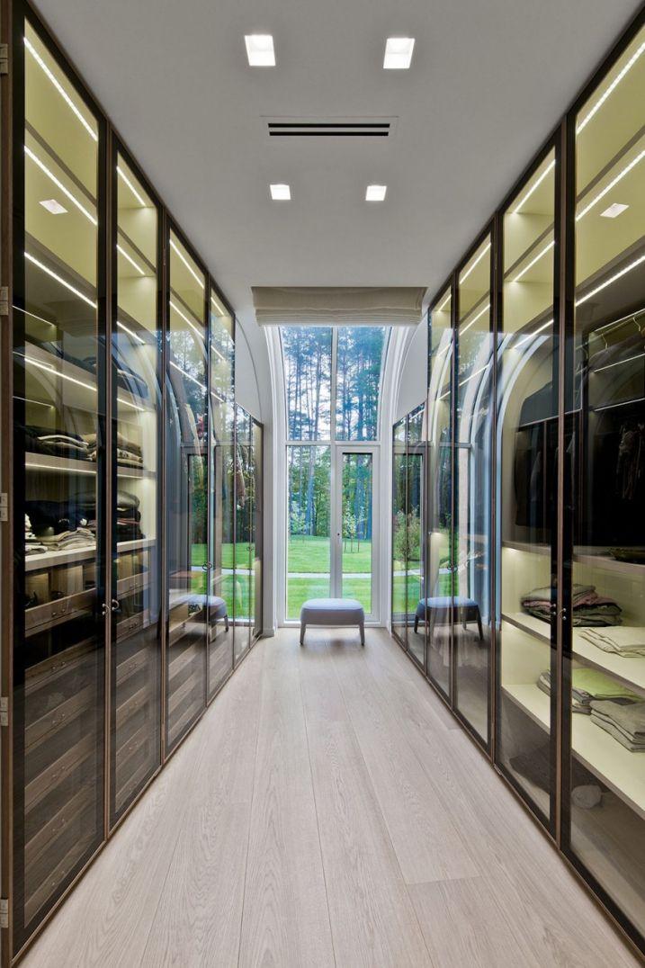 Dressing vitré | Vitré, Dressing et Grandes portes