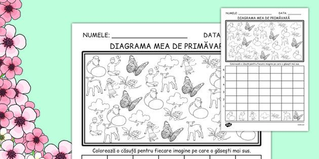 New spring block diagram activity sheet romanian scoala new spring block diagram activity sheet romanian ccuart Images