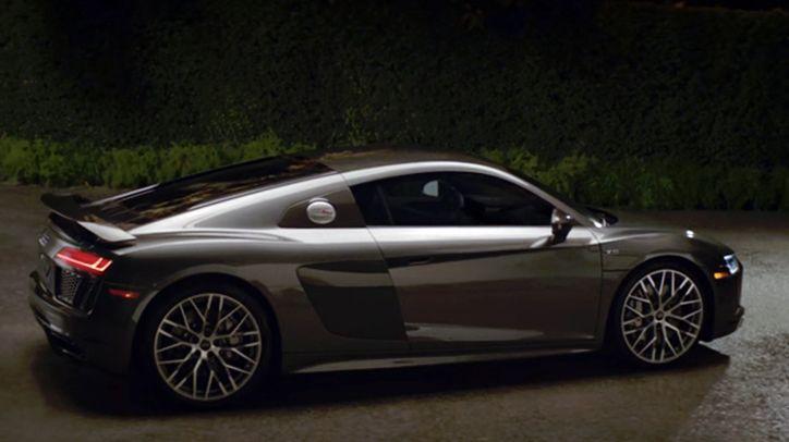 Videos Audi R8 Une Fusee Sous Les Etoiles