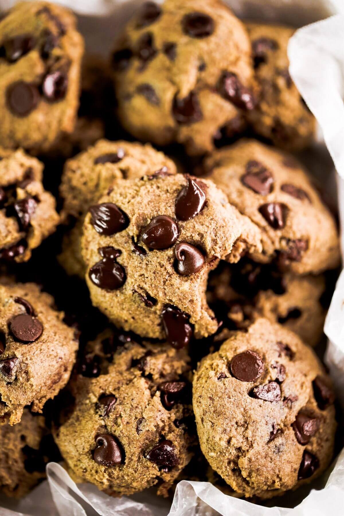 Chocolate chip cookies paleo gluten free paleo gluten