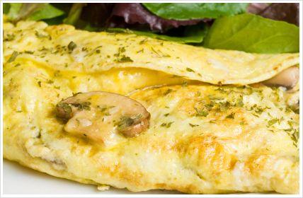 Omelet recipe easy