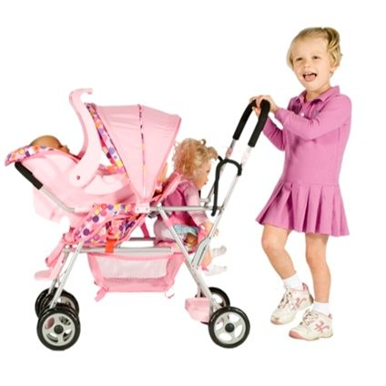 Toy Caboose Stroller Cool Kids Toys Toys Dolls Prams