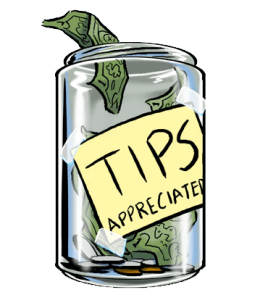 Tip Jar Dons Tips Drop A Tip You Might Not Die Tip Jars Luxury Travel Blog Support Group