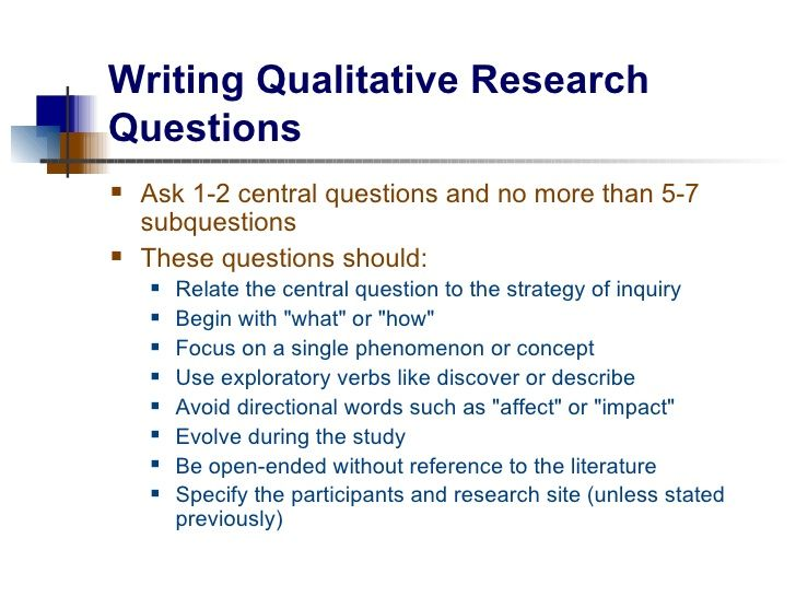 examples of qualitative research questions in social work