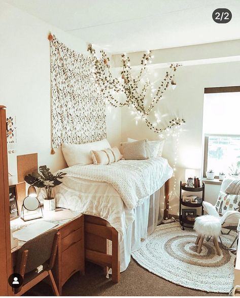 22+ Cute Dorm Rooms You Will Love - Cassi Adams