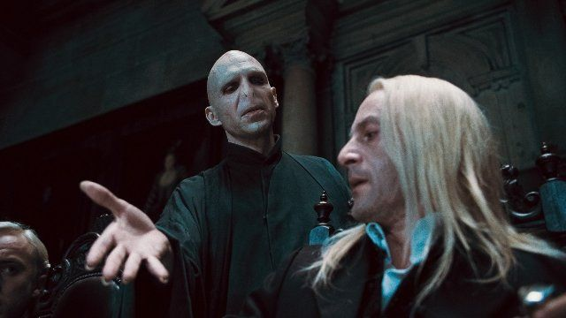 Harry Potter and the Deathly Hallows: Part 1.