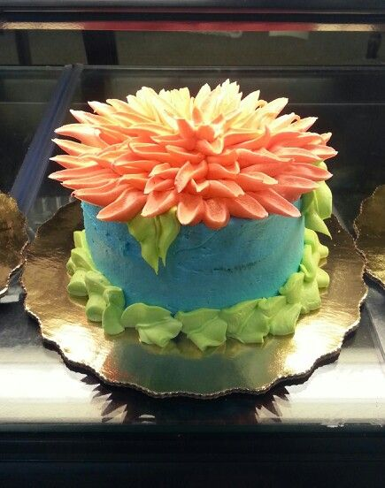 Cute Mini Flower Cake At Publix Bakery