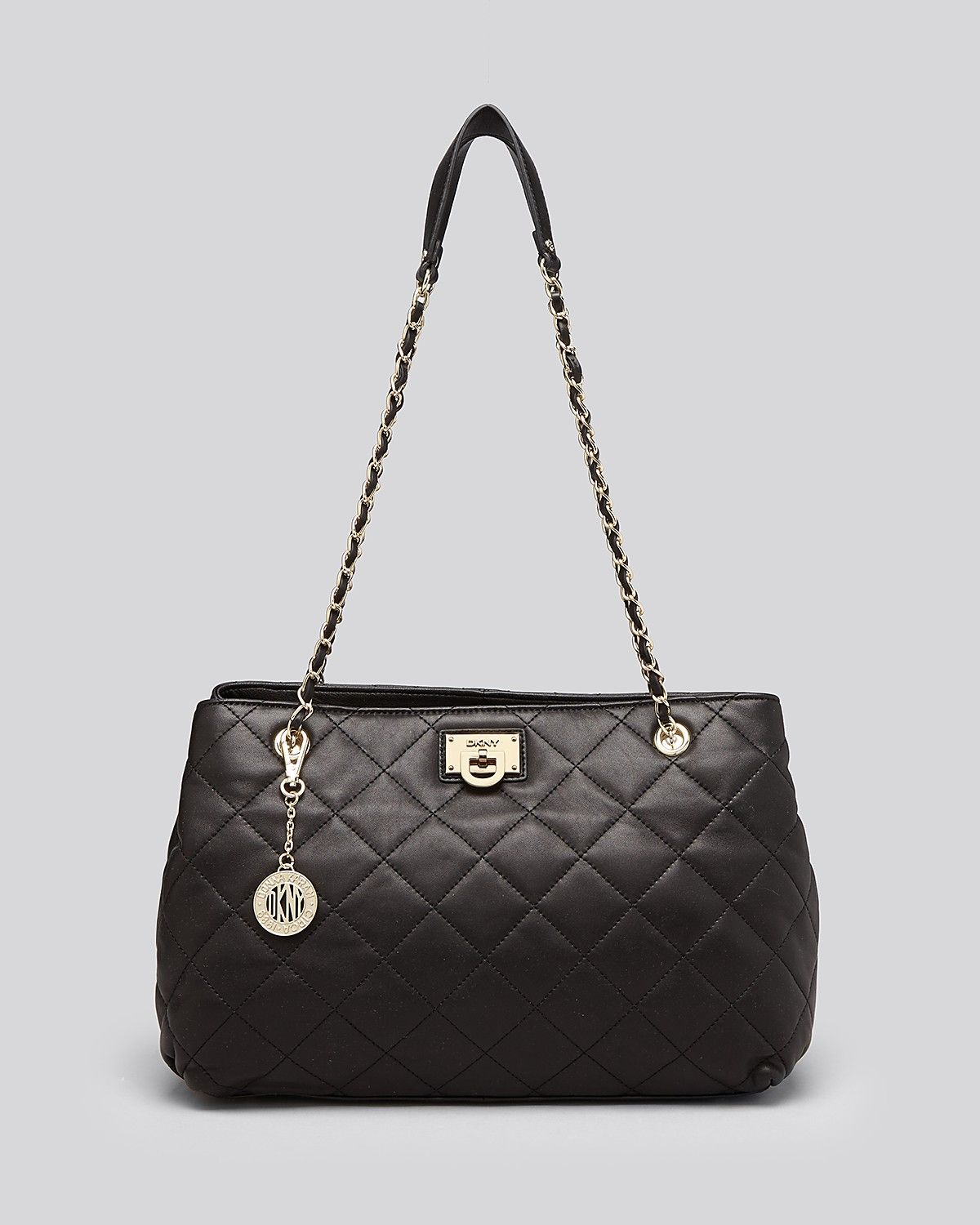 4d31e67ba671 DKNY Tote - Gansevoort Quilted Nappa Shopper